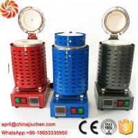 China JC Industrial High Temperature Small Precious Metal Melting Furnace for Promotion on sale