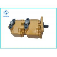 Best Compact Structure Hydraulic Gear Pump Precise And Detailed Structural Design wholesale