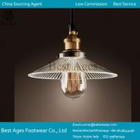 Best China sourcing agent and buying agent in Foshan, Purchasing Agent for pendant lamp wholesale