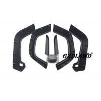 Best Auto Body Parts Wheel Fender Flares Jeep Wrangler TJ 4x4 6PCS , Plastic Fender Flares wholesale