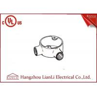 Cheap Hot Dip Galvanized Electrical Junction Box One Way To Four Way , Size Customized for sale