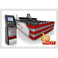 Quality 1000w Carbon Steel Sheet Metal Fiber Laser Cutting Machine With Water Cooling wholesale