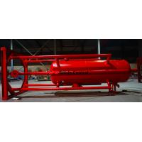 Best Efficient oil well drilling liquid gas separator for sale at Aipu solids control wholesale