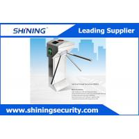 Best Access Control Tripod Waist High Turnstile Security Systems With Manual Button wholesale