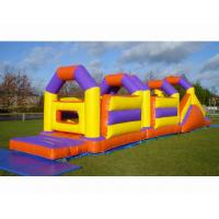 Best outdoor obstacle course inflatable obstacle wholesale