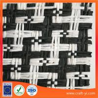 China Textile straw wreath with fabric in paper material supplier from China on sale
