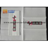 Best Disposable Elegant Linen Like Paper Dinner Napkins Airlaid Non Woven Fabric Material wholesale