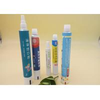 Quality Collapsible Pharmaceutical Printed Tube Packaging Recyclable Aluminum Material wholesale