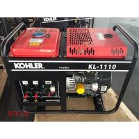 Best Open Frame 10KW Gasoline Power Generator With 2 - Cylinder , 995*630*790mm wholesale