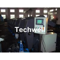 Best High-tech Hydraulic CNC Slitter and Folder Machine For 0.3 - 1.5mm Thickness wholesale