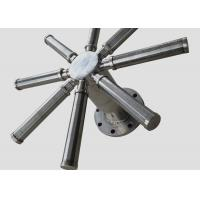 Best Flanged Wedge wire Collectors For Water, Johnson Wire Screen Distributor wholesale