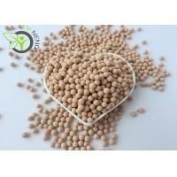 China 3 Angstrom Molecular Sieve Adsorbent High Anti - Pollution Capacity For Methane Gas on sale