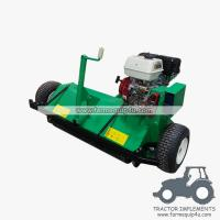 Best AFM120A-L13E ATV Flail Mower with 13hp Loncin Engine Electric Start wholesale