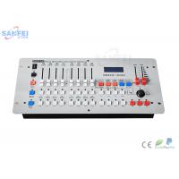 China 240 DMX Lighting Controller Three Action Modes For Christamas Decoration on sale