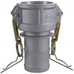 Best Aluminum cam groove coupling Type C MIL-A-A-59326 Gravity casting wholesale