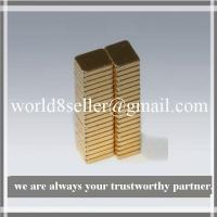 Best 5X4X1 NdFeB Block Magnet wholesale