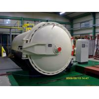 Best Steam Brick Industrial Autoclave Pressure Φ3m For Glass Deep - Processing wholesale