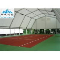 Best Aluminum Structure 10x30m Sport Event Tents White PVC Fabric Wall Waterproof wholesale
