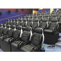 Best Customized Color 5D Theater System Seats Used For Center Park And Museum wholesale