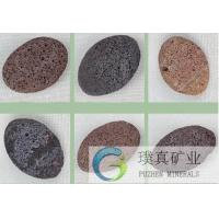 China Pelelith rocks/black Pelelith/red Pelelith/aquarium Pelelith/Pelelith for health for sale