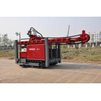 Best Self propelled on track water Well Drilling Rig 97KW / 420 mm Drilling Hole with hydraulic system wholesale