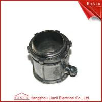 """Cheap Electrical Conduit EMT Connector Zinc Die Casting UL Listed 1/2"""" to 4"""" Available for sale"""