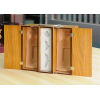 Best Gloss Finished Offset Wood Jewelry Boxes , Decorative Gift Boxes CE FSC wholesale