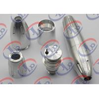 Best Lathe CNC Turned Parts , Anodizing Small Aluminum Parts Grip For Tattoo Machine wholesale