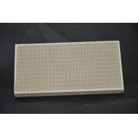 Best Infrared Honeycomb Ceramic Burner Plate Thermal Shock Resistance For Pizza Ovens wholesale