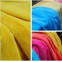 Details of wholesale polyester grey minky smooth fabric for Wholesale baby fabric