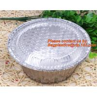 Best disposable food packaging aluminum foil container, tray, box Customised food Aluminum Foil, bakery box, bakery container wholesale
