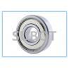 6000 - 6007 N / Zz / 2RS Gcr15 Deep Groove Ball Bearing , Plastic or Ceramic Ball Bearings