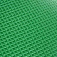 Best Green pvc conveyor belt diamond profile wholesale