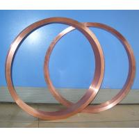 Best Copper To Roll Groove Ring Fittings For Fire Hydrants , Forged Copper Ring wholesale