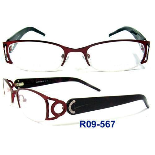 Cheap Designer stainless steel optical frames for sale