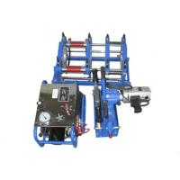 Buy cheap Hot Melt Butt Plastic Pipe Welding Machine BRDH 160/250 Low Power Consumption from wholesalers