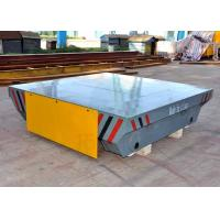 Best Remote control motorized railway transfer car battery powered for heavy industry wholesale