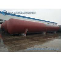 Quality ASME 200M3 overground horizontal type cylinder LPG storage tank wholesale