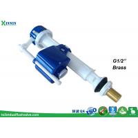 "Best Telescopic Bottom Entry Fill Valve With Brass Shank G1/2"" For 1- Pc And 2- Pc Toilet wholesale"