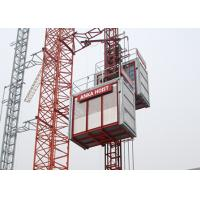 Cheap Industrial Construction Hoist SC200 / 200GZ , CE Approved Building Hoist for sale