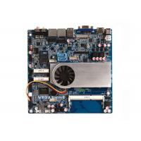 Best Small Thin Industrial Motherboard , Intel® Haswell i5-5200U CPU support 4K HD display wholesale