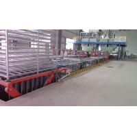 Quality full automatic Fiber Cement Board Production Line 1500 Sheets Production capacity wholesale
