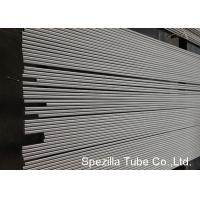 Best SUS 304 316 Stainless Steel Heat Exchanger Tube 20 ft Length Annealed & Pickled wholesale