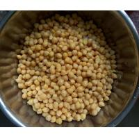 Best 3 Years Shelf Life Canned Chickpeas Nutrition / Garbanzo In Brine Easy Open Tin wholesale
