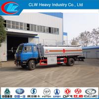 Best DONGFENG 15 CBM 4X2 fuel vehicleing truck wholesale