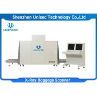 Best Airport X Ray Baggage Scanner Tunnel Size 1m*1m , X-ray Screening System wholesale