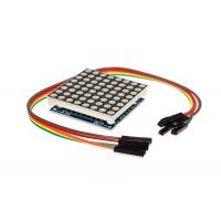 China MAX7219 LED Dot Matrix Module , 5V Arduino Matrix Display PCB Board on sale