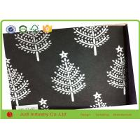 Best Fancy Design Printed Tissue Wrapping Paper Flatly Packing For Decorative wholesale
