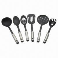 Best Nylon Kitchen Utensils, Heat-resistant Up to 210°C  wholesale