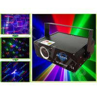 Best 1000MW Multi Colored Fireworks + Beam Sound Activated Laser Lights With ILDA Interface wholesale